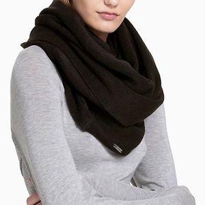 Calvin Klein infinity loop scarf